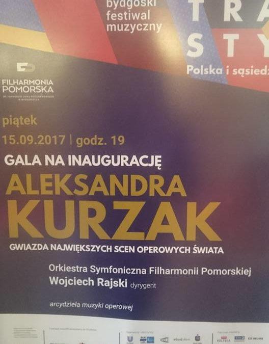 Bydgoszcz. I znów Aleksandra Kurzak