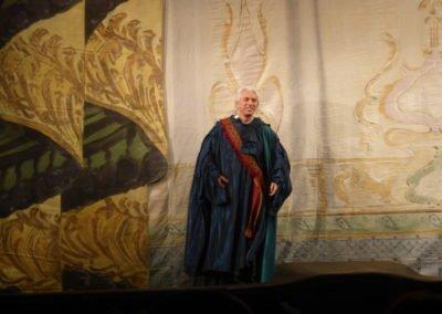 Dmitrij Chworostowski - wtedy nie wiedzieliśmy, że był to jego ostatni występ sceniczny