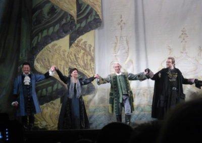 Maraton perfekcyjnego śpiewu - Bal maskowy Verdiego
