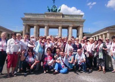 Na dowód, że byliśmy w Berlinie