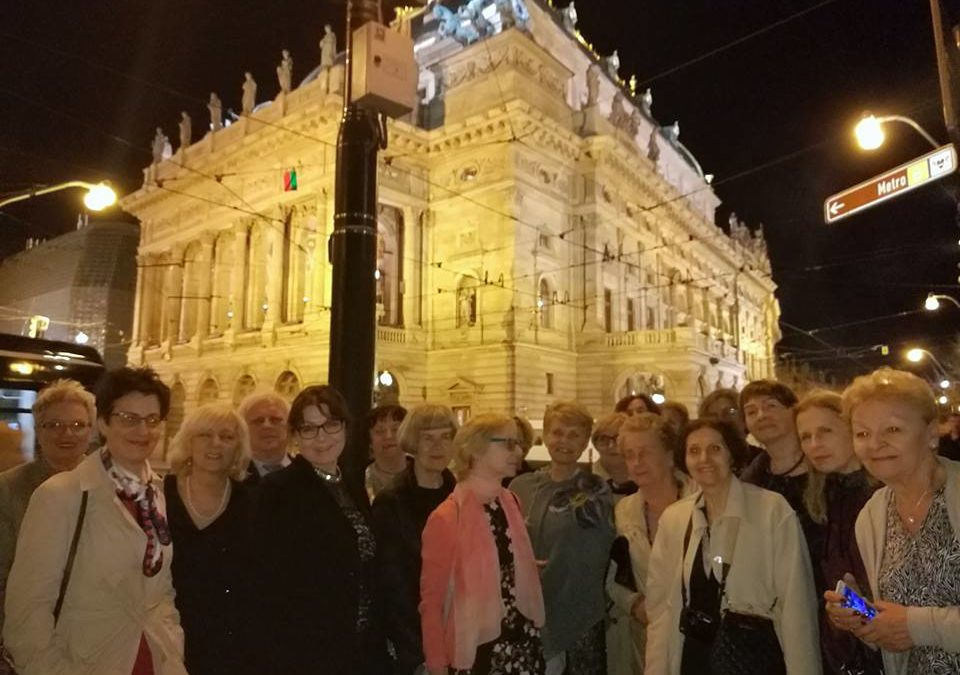Egipska opera w czeskiej Pradze