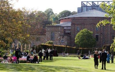 Londyn / Boska opera, rajskie ogrody